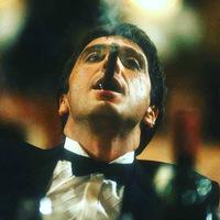 Al Pacino Szivarral és Cigarettával