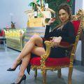 Szivarozó Filmszínésznő - Alexis Kendra