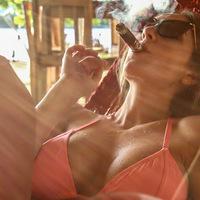 CigarVixen alias Delicia Silva