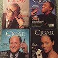 A Cigar Aficionado Magazin címlapjain szereplő hírességek