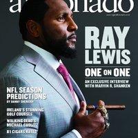 Cigar Aficionado címlapok
