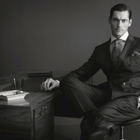 David Gandy - Egy angol Szupermodell aki dohányzik
