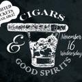 Füstös történetek Cigars & Good Spirits rendezvényén 2016 ban