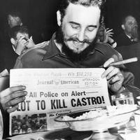Fidel Castro a Kubai Forradalom Vezetője