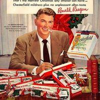Ronald Reagan - Nem kell letüdőznöd ahhoz hogy élvezni tudjad a szivart!