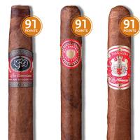 5 Nem Kubai Szivar 90 pont fölött a Cigar Aficionado értékelése szerint
