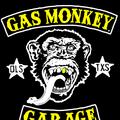 Gas Monkey Garage - Emblémák