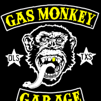 Gas Monkey Garage - Emblémák