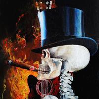 Csontváz és Halálfej - Mind Szivarozik