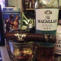 Szivarozáshoz ez a Legjobb Whiskey: Macallan Fine Oak