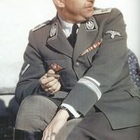 Heinrich Himmler SS Reichsführer - Szivarozik