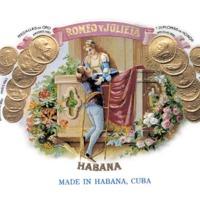 Romeo y Julieta - Habana - Made in Habana, Cuba