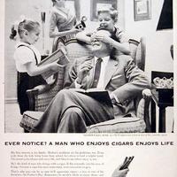 Régi szivaros újsághirdetések - Zseniális reklám szlogenek