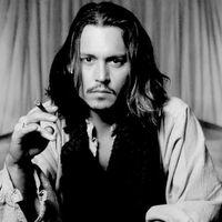 Szivarozó világsztárok - Johnny Depp