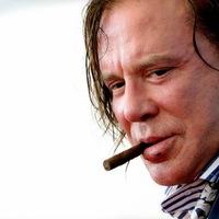 Mickey Roulke - Nem a szivarozástól csúnyúlt meg hanem a botoxtól