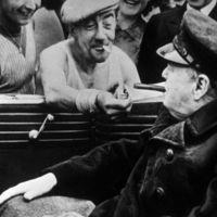 Winston Churchill ritkán látható fotói
