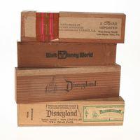 Walt Disney Szivardobozok