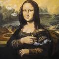 A Szivaros Mona Lisa - Leonardo da Vinci képe - Újragondolva