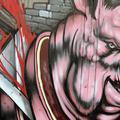 A Világ Legjobb Szivaros Graffitijei