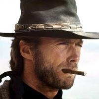 Clint Eastwood szivarral a szájában vált híressé