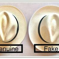 Hogyan ismerjünk fel egy hamis Panama kalapot?