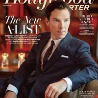 Benedict Cumberbatch a szivarozó angol szívtipró