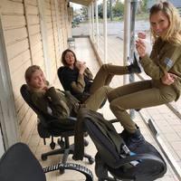Dohányzás az Izraeli Hadseregben