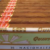 Quintero - Nacionales Szivar Tesztelés a Szivarklubban