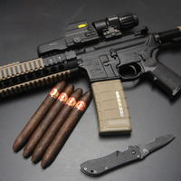 Fegyverek és szivarok