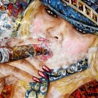 Art & Cigar - Festmények a szivarozásról