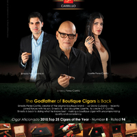 Ernesto Perez Carrillo - Carrillo Cigars