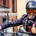 Nice Smoke! Wide Road! - Cigar Monkeys Slogan