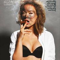 Olivia Wilde a GQ Magazinban