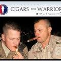 US Military Cigar - Amerikai katonák szivaroznak