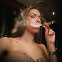 Luisa Bautista - Cigar Woman