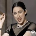 Világsztárok akik szeretnek szivarozni és meztelenkedni - Madonna