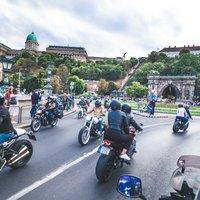 A Szivarozó Majmok 2019-ben is gurultak Budapesten a DGR-en