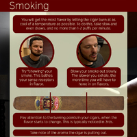 Alapismeretek a szivarozásról - Amit egy kezdő szivarosnak illik tudnia