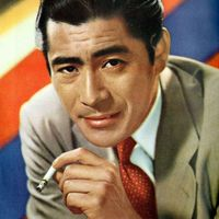 Szamuráj aki Dohányzik - Toshiro Mifune