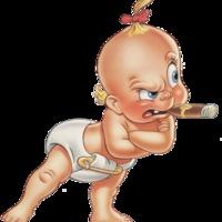 Baby Herman - A Szivarozó Gyereksztár