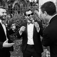 Tradicionális esküvői szivarozás