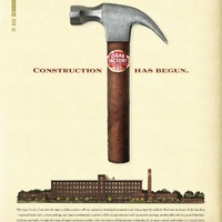 Szivar Reklám - A Cigar Factory 3 satóhirdetése