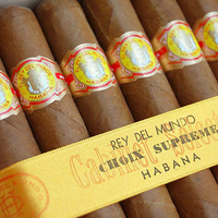 Szivar Próba a Klubban - El Rey del Mundo - Choix Supreme