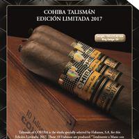 Cohiba Talismán Edición Limitada 2017