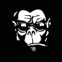 Dohányzó Majom