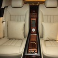 Bentley Continental Flying Spurs Linley - Szivarhumidor