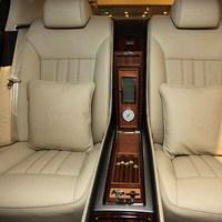 Bentley Continental Flying Spurs Linley - Szivarhumidor