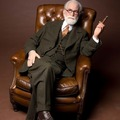 Sigmund Freud viasszobra Tussaud Múzeumban