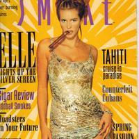 SMOKE magazin címlapjai