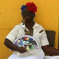 Karib-tenger, Utazás, Fényképezés, Szivarozó Nők, Havanna